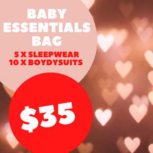 Baby Essentials Bag