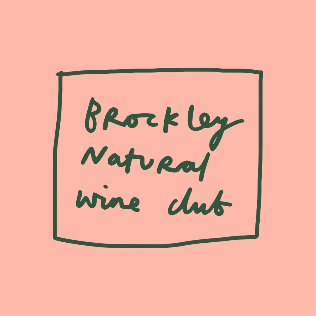 Brockley Natural Wine Club Selection Box