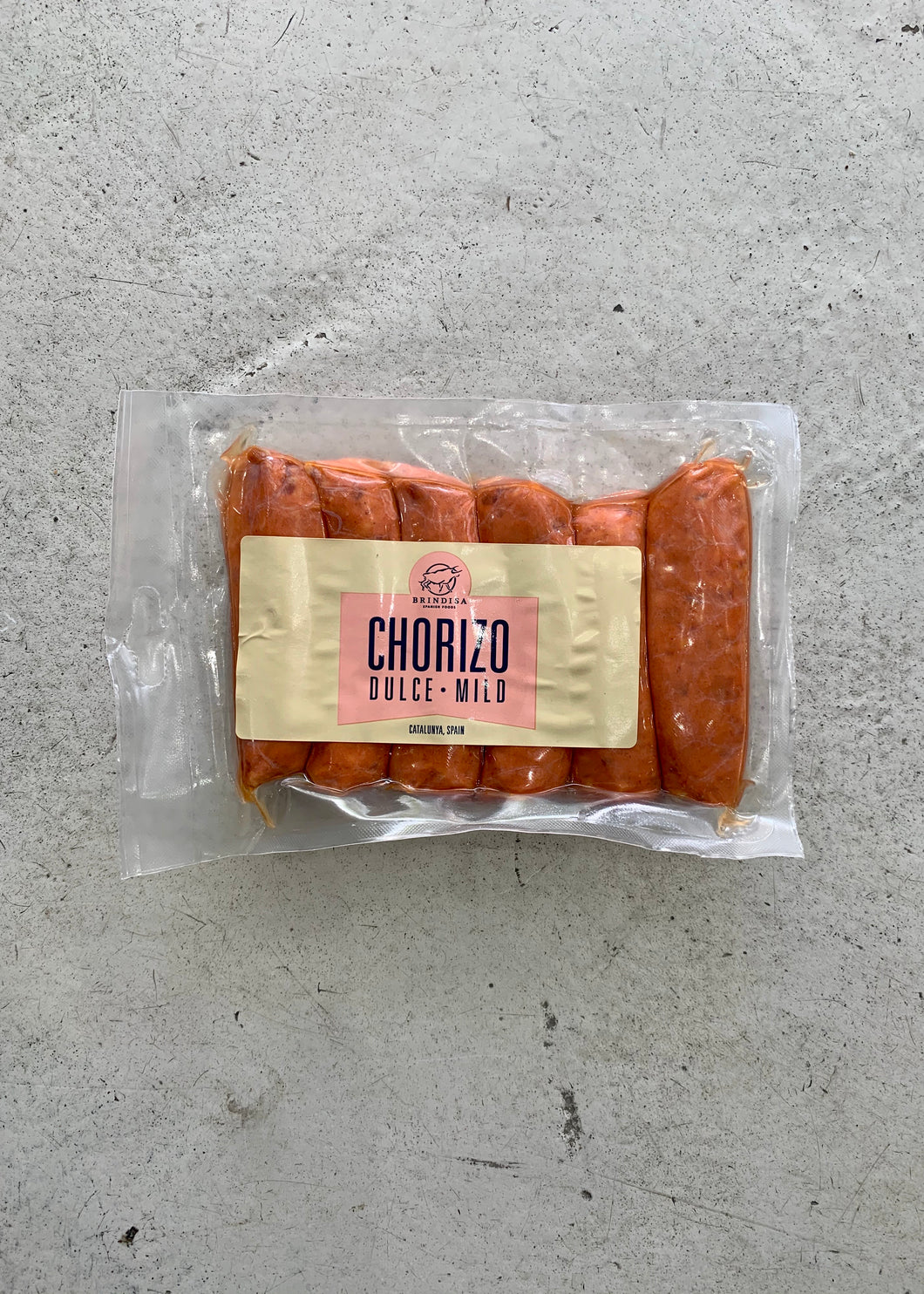 Brindisa Cooking Chorizo - Mild (6 Pieces)