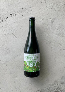 Burning Sky Greengage Saison 7% (750ml)