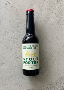 Five Points Stout Porter 6% (330ml)