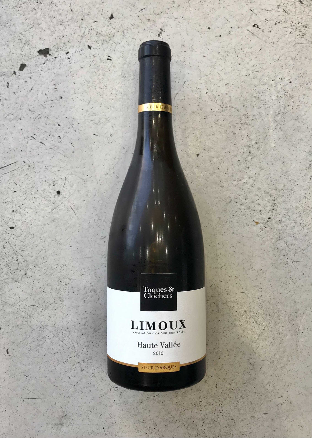 Toques & Clochers Limoux Chardonnay 2016 13% (750ml)