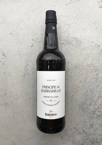 Barbadillo Principe Amontillado 19.5% (750ml)