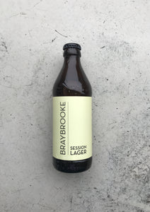 Braybrooke Session Lager 3.8% (330ml)