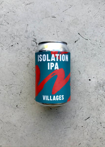Villages Isolation IPA 6% (330ml)