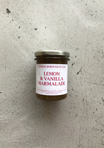 London Borough of Jam Lemon & Vanilla Marmalade (220g)