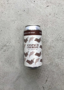 Anspach & Hobday The Cocoa & Oat Stout 4.5% (440ml)