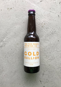Five Points Gold Bullion 4% (330ml)