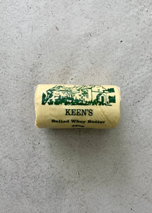 Keen's Salted Whey Butter (250g)