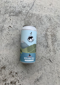 Lost & Grounded Keller Pils 4.8% (440ml)