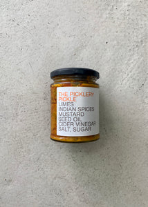 Little Duck Picklery Lime Pickle (300g)