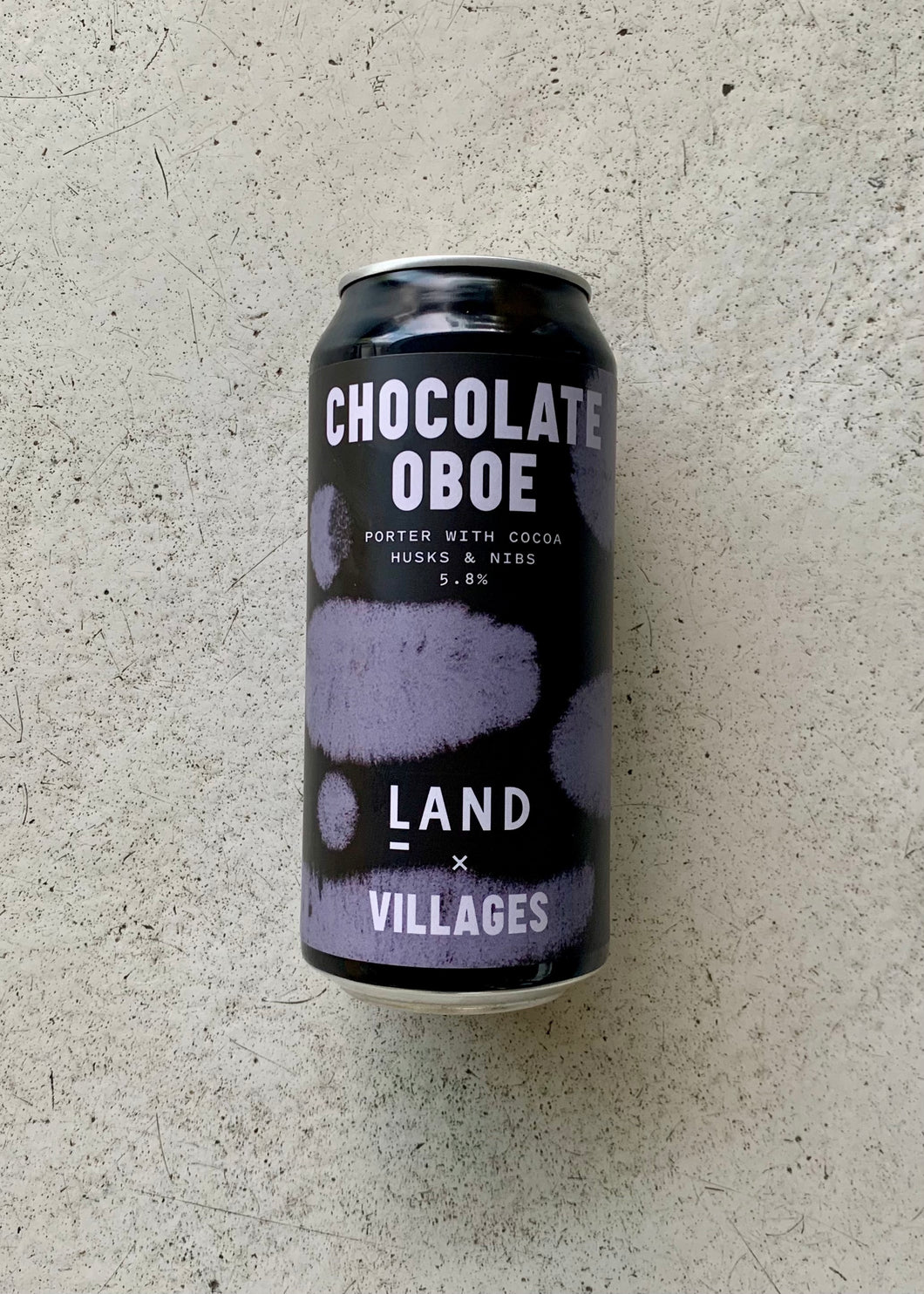 Villages Chocolate Oboe 5.8% (440ml)