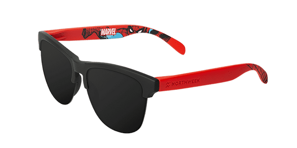 Lente de sol Unisex Northweek SPIDERMAN Negro