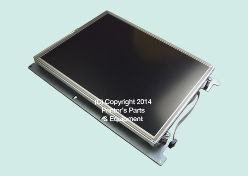 Display Unit 15″ with Touch Screen for Polar Cutter ZA3.051592R_Printers_Parts_&_Equipment_USA