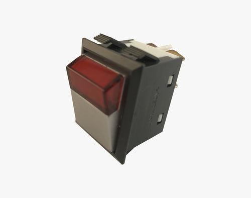 Rollem Main Switch Red P/N #1457_Printers_Parts_&_Equipment_USA