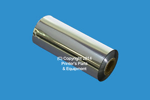 Silver Foil Roll (6″x500x1)_Printers_Parts_&_Equipment_USA