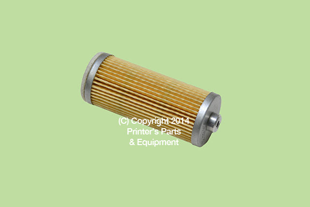 Filter Cartridge KLT for SM52_Printers_Parts_&_Equipment_USA
