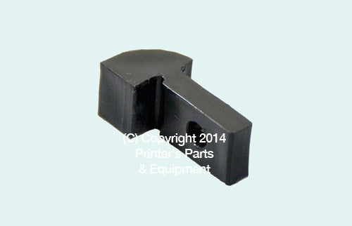 Swing Gripper Pad on Impression Support Bar for GTO46/52 42.013.020_Printers_Parts_&_Equipment_USA