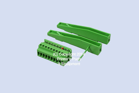 Block KPL P.Circuit Board For Stahl Folder 215-552-02-00