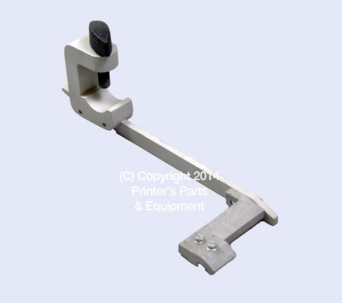 Sheet Smoother Bracket Left Side_Printers_Parts_&_Equipment_USA