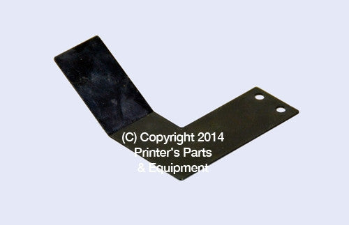 Sheet Smoother Strip Left Side Lay for M Offset_Printers_Parts_&_Equipment_USA