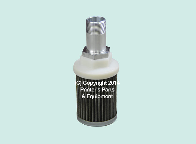 Suction Filter for Polar ZA3.282000_Printers_Parts_&_Equipment_USA