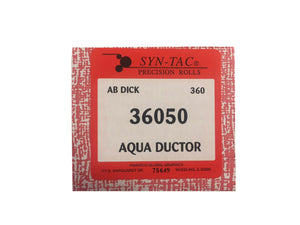 AB Dick 360 8800 Series Aqua Ductor Rubber Roller 36050_Printers_Parts_&_Equipment_USA