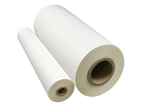 "Soft Touch Matte Laminating Film 12"" x 500ft (1″ Core)"