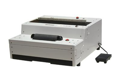 BOWAY ELECTRICAL COIL PUNCH MACHINE WITH INSERTER 4:1 MODEL DS600A_Printers_Parts_&_Equipment_USA