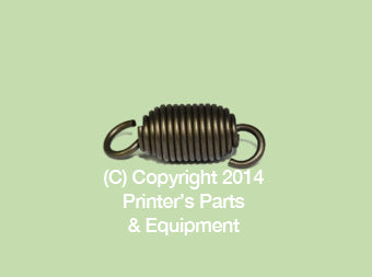 Spring Extension for Heidelberg (66.012.171)_Printers_Parts_&_Equipment_USA