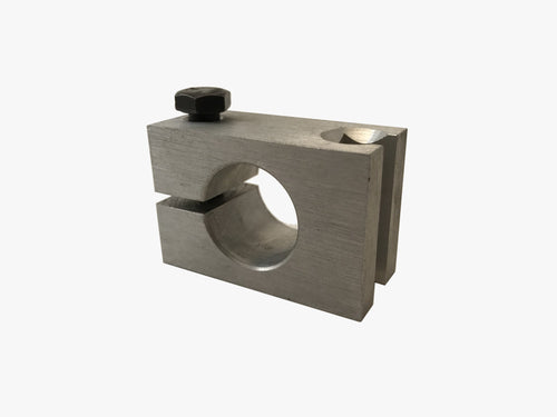 Rollem Clamp Block with Bolt P/N #431_Printers_Parts_&_Equipment_USA