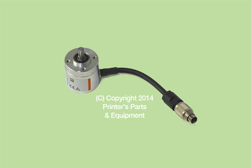 Encoder / Pulse Generator for Stahl Folder (FH.1261351/01) (245-500-01-00)_Printers_Parts_&_Equipment_USA