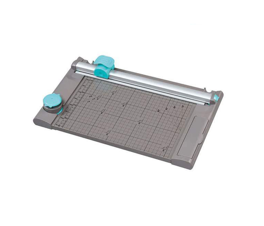 4 in 1 Rotary Trimmer - KW Trio 13939 Table Top Paper Cutter