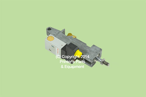 Pneumatic Cylinder Valve D20 H25 for Heidelberg SM74/PM74 (HE-H2-335-001)_Printers_Parts_&_Equipment_USA