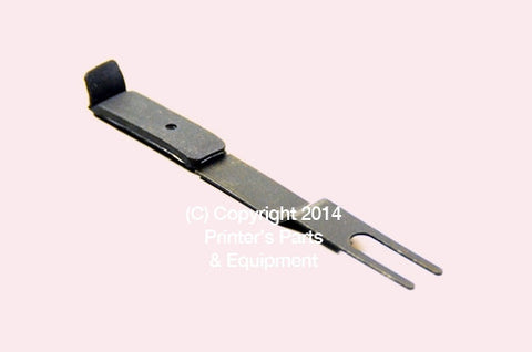 Rubber Finger Holder GTO 46_Printers_Parts_&_Equipment_USA