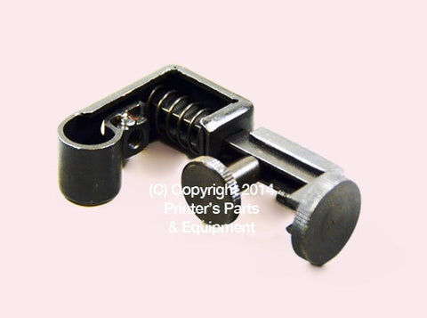 Sheet Separator Holder for GTO 66.028.105F_Printers_Parts_&_Equipment_USA