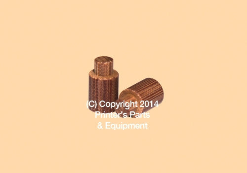 Bender Bar Friction Plug for 26D Stitcher Head 9112_Printers_Parts_&_Equipment_USA