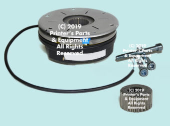 Brake 43880 + Hub for Polar 115 (ZA3.999000480)_Printers_Parts_&_Equipment_USA
