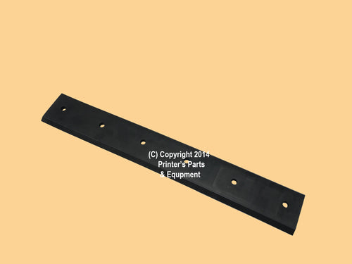 Wash up Blade For AB Dick 375-9800_Printers_Parts_&_Equipment_USA