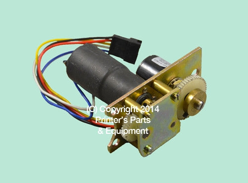 Ink Key Motors for Akiyama Complete_Printers_Parts_&_Equipment_USA