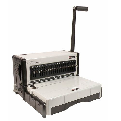 Akiles FlexiPunch-M Manual Modular Interchangeable Die Binding Punch_Printers_Parts_&_Equipment_USA