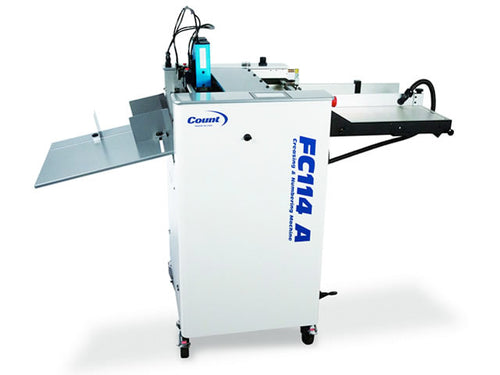 Count FC114A Digital Air Feed Creasing Numbering Machine_Printers_Parts_&_Equipment_USA