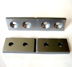 Clamping Plate for Polar Slot Cover Belt 222144, PPEGB406_Printers_Parts_&_Equipment_USA