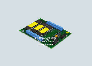 Board EPROM Module EPM9-RGP2-CPT SW013.4 HE.00.785.0162_Printers_Parts_&_Equipment_USA