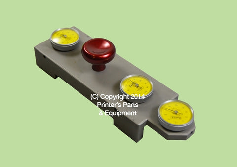 3 Dial Blanket Packing Gauge HE-83-040-324