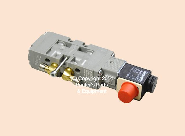Valve Direct Control 0 82 for Heidelberg HE-M2-184-1051/A_Printers_Parts_&_Equipment_USA
