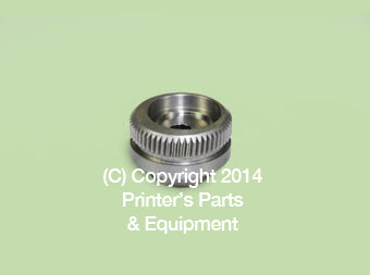 Bearing Housing/Water Form Cup/Lower D.S. SM72 (93.030.010)_Printers_Parts_&_Equipment_USA