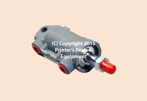 Pneumatic Cylinder Valve S220 00.580.3909/02_Printers_Parts_&_Equipment_USA