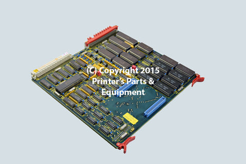 Circuit Board Bau 00.781.1902_Printers_Parts_&_Equipment_USA