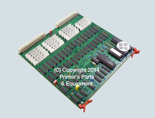 Flat Module Assembly SEK 00.785.0128_Printers_Parts_&_Equipment_USA